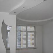 Монтаж гипсокартонных конструкций. Потолок, стены из гипсокартона. фото