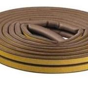 Уплотнитель тип D коричневый (2х50м) фото
