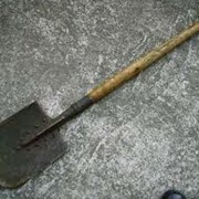 Штыковые лопаты ЛФБ-1 с черенком 1,1м фото