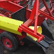JAR-MET Однорядная картоплекопачка на резиновых колесах. фото