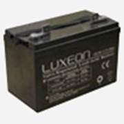 Аккумуляторная батарея 120Ah LUXEON LX 12-120G, артикул LuxAB-16 фото