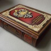 Изделия из кожи методом тиснения на заказ, Донецк фото