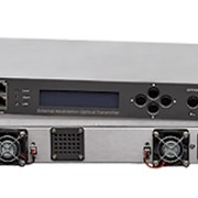 Оптический передатчик с внешней модуляцией для сетей CATV (47 ... 862 МГц) фото