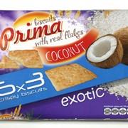 Печенье Прима с кокосом фото