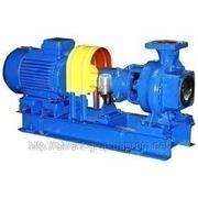 Насос КМ 150-125-250 консольный моноблочный для воды насосный агрегат цена завод производитель Украина официальный дилер гарантия фото