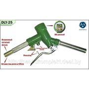 Пистолет-расходомер с электронным счетчиком DLY-25 фото