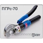 Пресс ручной гидравлический ПГРс-70(КВТ) фото