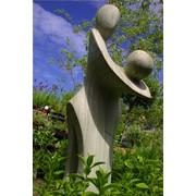 Скульптуры из камня для приусадебного участка, парка фото