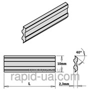 Фуговально строгальный нож 610×10×2,3 Tersa CMT 795.610.10 фото