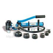 Инструмент гидравлический ПГПО-60 для пробивки отверстий фото