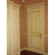 Двери из натурального дерева ( массива) от производителя ( Киев). фото