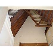 Лестницы деревянные Северодонецк фото