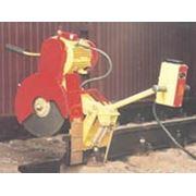 Рельсорезный станок РА-2 фото