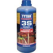 Tytan деревозащитное стредство 3S УЛЬТРАБИОЗАЩИТА зеленый 1кг (шт) фото