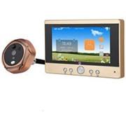 Дверной видеоглазок с датчиком движения AVT VDP402 фото