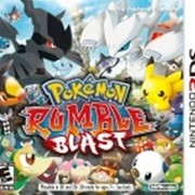 Игра Super Pokemon Rumble 3D (3DS) фото