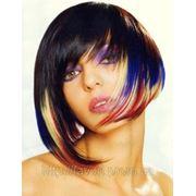 Многоцветное окрашивание волос от стилистов-колористов Фавори фото