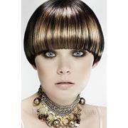 Щадящее мелирование волос фото