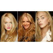 Окрашивание волос, краской MAJIBLOND от L'ORIAL 3 длина от25см до 40см фото