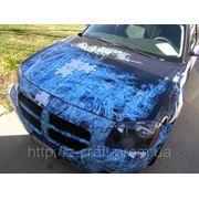 Печать на автомобильных виниловых пленках фото