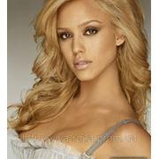 Окрашивание волос, краской Indola Blond 3длина от 25см до 40см фото