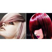 Окрашивание волос, краской LUOCOLOR от L'ORIAL 2 длина от15см до 25см фото