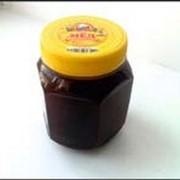 Цветочный мед ПЭТ - банка Шестигранник 0,33л фото