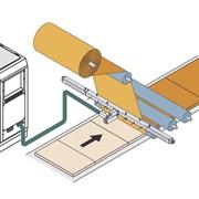 Оборудование для нанесения клея-расплава на рулонные материалы фото