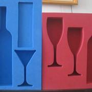 Упаковка индивидуальная (мягкая) для стекла и стеклаянных изделий, бьющихся, сувенирных изделий фото