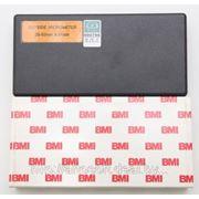 Микрометр BMI 25-50 мм с поверкой фото