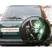 Индивидуальная наклейка на авто БЕСПЛАТНО! фото