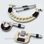 Микрометр гладкий МК-125 кл.2 ГОСТ 6507-90 фото