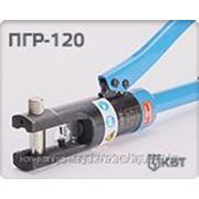 Пресс ручной гидравлический ПГР-120(КВТ) фото
