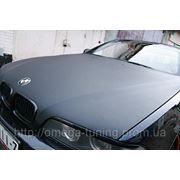 Поклейка автомобиля пленкой карбон 3D 3M Киев фото