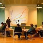 Маркетинг презентационный фото