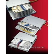 Оптичний крос на 48 волокна, SC/UPC FIST-GPS2-I-IAA-4 (зрощування/комутація) фото