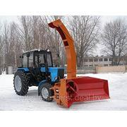 Снегоочиститель турбинный ЕМ-800 фото