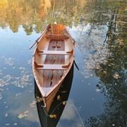 Деревянная лодка Whitehall фото