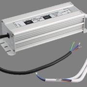 Драйвер питания влагозащищённый в металлическом корпусе SPS 12V 5.0A=60W IP67 фото