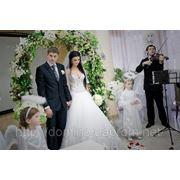 Выездная церемония бракосочетания фото