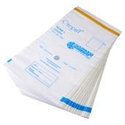 Пакеты из белой влагопрочной бумаги, «СтериТ®» 90х230 мм фото