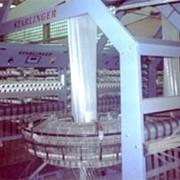 Круглоткацкие станки для производства тканого полипропиленового рукава фото