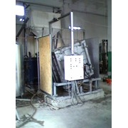 Мини-завод для производства пенополистирола фото