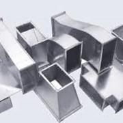 Воздуховоды всех типов и размеров от компании AIR Comfort Odessa, ООО, Одесса фото