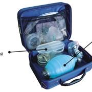 Аппарат дыхательный ручной АДР-МП-Д детский фото