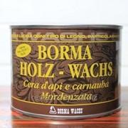 Воск натуральный пчелиный, Holzwahs, 0.5 litre, Borma Wachs фото