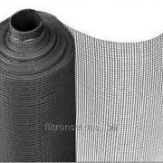 Сетка тканая нержавеющая 12Х18Н10Т 0,5-0,3мм фото