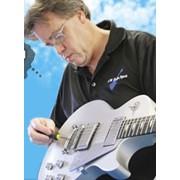 Полная отстройка гитары фото