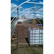 Теплицы под поликарбонат и под плёнку 3х6х2.1м (каркас) фото