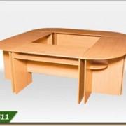 Столы для библиотек, школьная мебель с Одессы фото